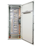 Automation system / control cabinets for agriculture on Reallab!, Schneider equipment